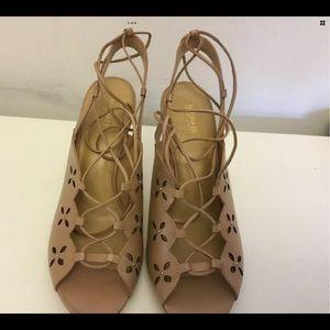 Michael Kors Gladiator Sandals Size 9.5 NEW